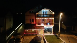 Guest house Mijic Christmas