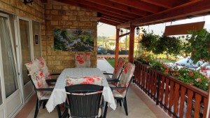 Guest house Mijic terrace